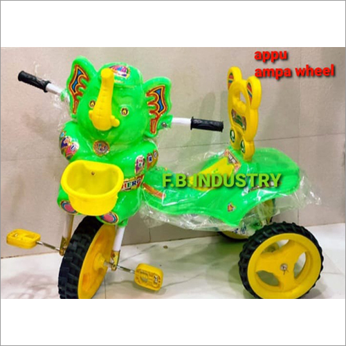 Appu Ampa Wheel Tricycle
