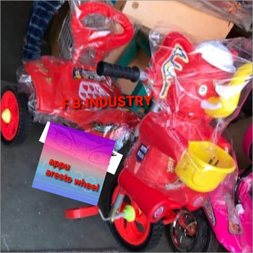 Appu Arresto Wheel Cycle