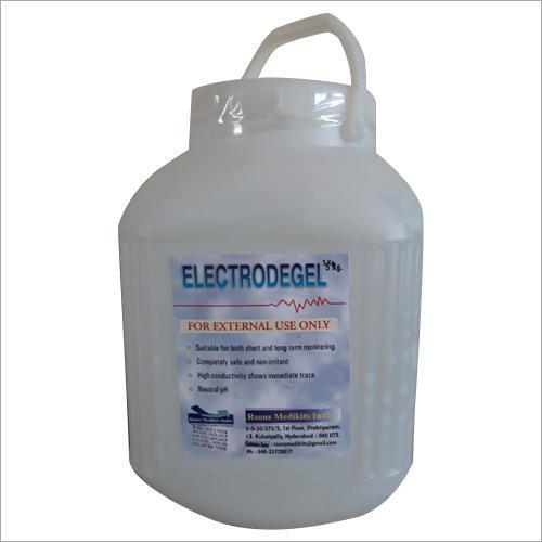 5 Kg ECG Electrode Gel