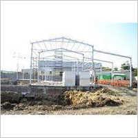 Construction Foundation Work