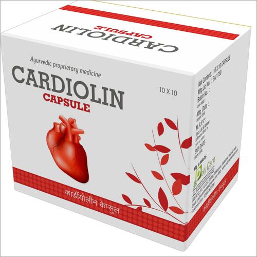 Ayurvedic Cardiolin Capsule