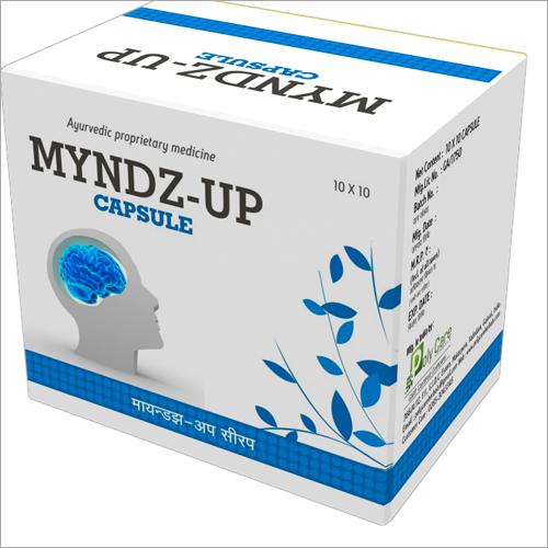 Ayurvedic Myndz Up Capsule