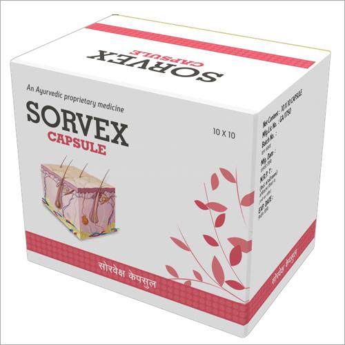 Ayurvedic Sorvex Capsule