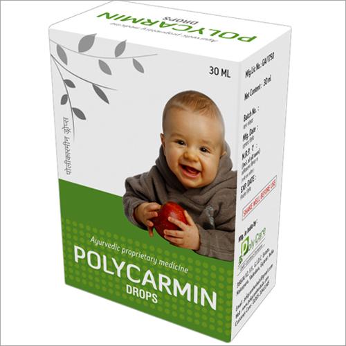 30 ml Ayurvedic Polycarmin Drops