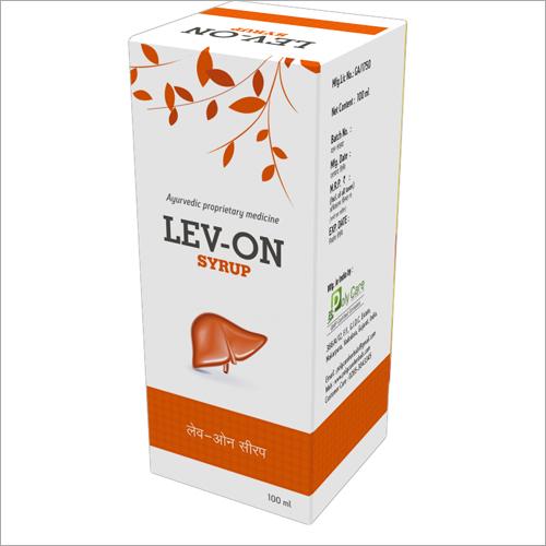 200ml Ayurvedic liver tonic Lev-on Syrup