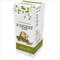 Ayurvedic Digestive tonic - P-Digest Syrup