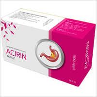 Ayurvedic Antacid Acirin Tablet