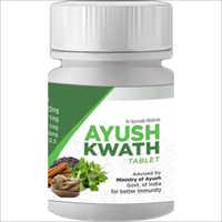 Ayurvedic Ayush Kwath Tablet