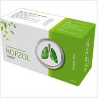 Ayurvedic cough care - Kofzol Tablet