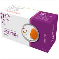 Ayurvedic Polyrin Tablet
