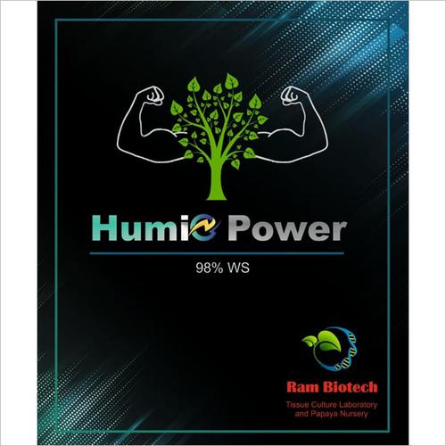 Humic Power- Humic Acid (98 % Water Soluble)
