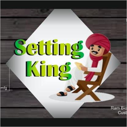 Setting King - Antistress Liquid