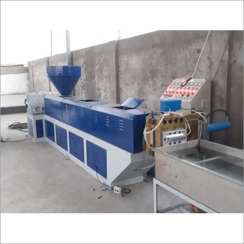 Ep75 Plastic Granule Machine