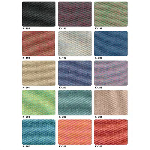Mutli Color Polyester Fabric
