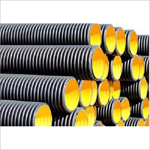 200mm SN4 DWC HDPE Pipe