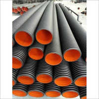 300mm SN4 DWC HDPE Pipe