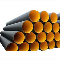 400mm SN4 DWC HDPE Pipe