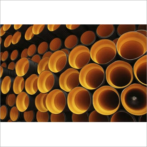 600mm SN4 DWC HDPE Pipe