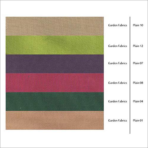 Plain Garden Fabric