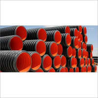 300mm SN8 DWC HDPE Pipe
