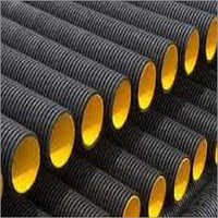 400mm SN8 DWC HDPE Pipe