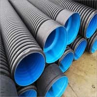 500mm SN8 DWC HDPE Pipe