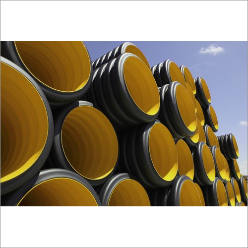 800mm SN8 DWC HDPE Pipe
