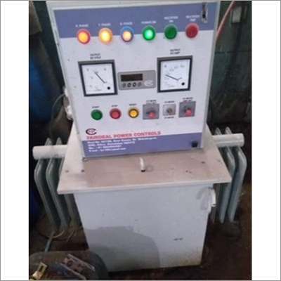 Industrial Oil Cooled Rectifier
