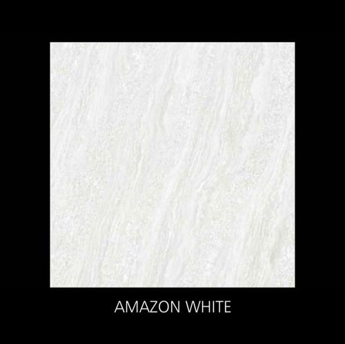 600 X 600 Mm Amazon Light White Double Charge Tiles
