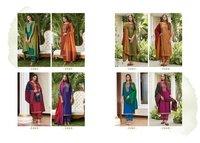 Rajdhani Fancy Silk With Value Adition Work Readymade Salwar Suits