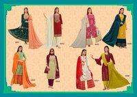 Gulzar  Vol 6 By Kajal Style Fancy Kurtis With Bottom