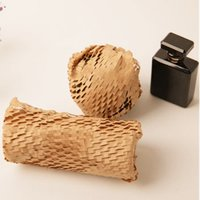 Amzon shipping honeycomb packing paper in roll