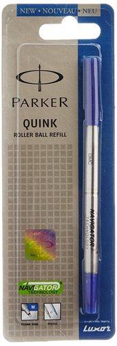Parker Quink Roller Ball Pen Refill, Blue
