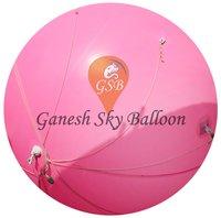 BJP Advertising Balloon