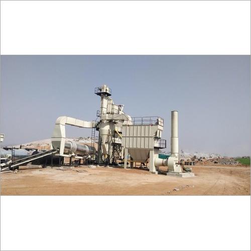 Low Energy Consumption Asphalt Batch Mix Plant