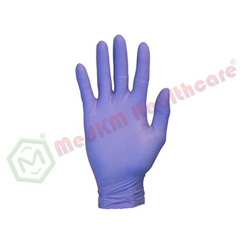 Non Sterile Nitrile Examination Gloves
