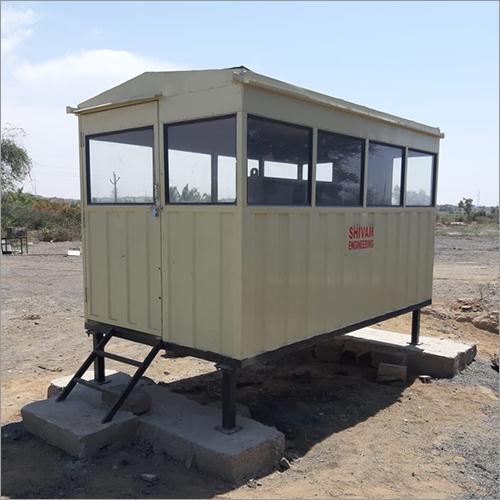 Industrial Control Panel Cabin