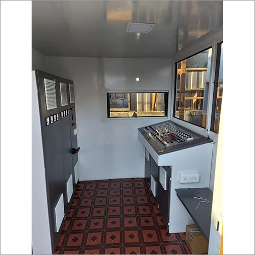 Control Panel Desk And Cabin