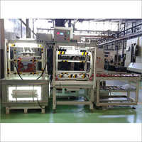 Cylinder Block Leak Testing Machine