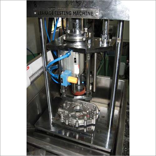 Pump Leak Testing Machine