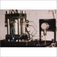 Hydro-Impulse Test Rig
