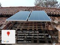 solar power janretor