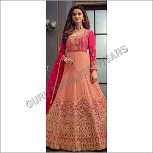Ladies Fancy Anarkali Suit