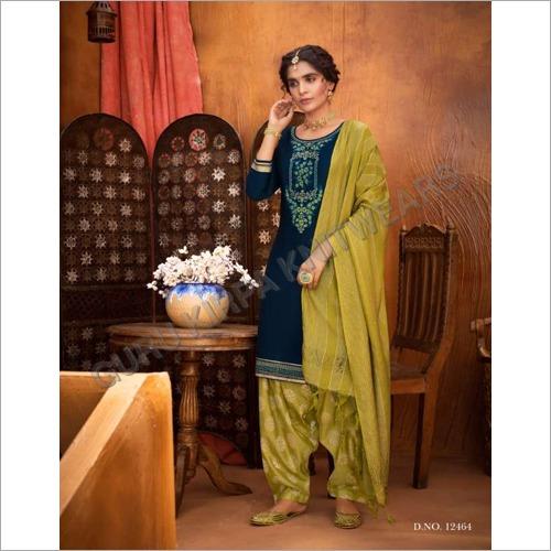 Readymade Patiala Suit