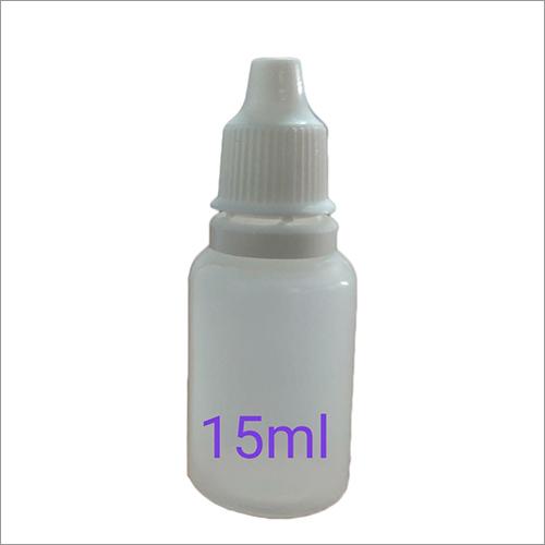 15 ML Ear Drop Bottle