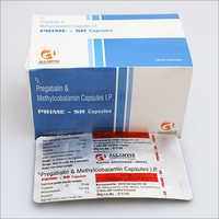 Pregabalin Methycobalamin Capsules IP