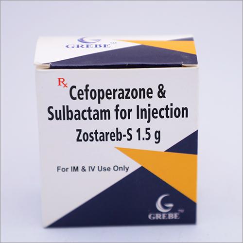 1.5 G Cefoperazone Sulbactam For Injection