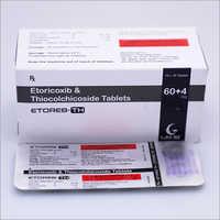 Etoricoxib Thiocolchiocoside Tablets
