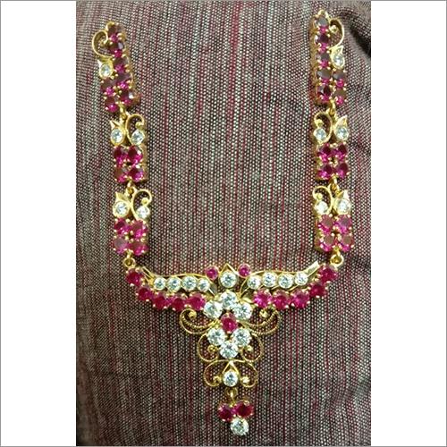 Kompu Stone Necklace