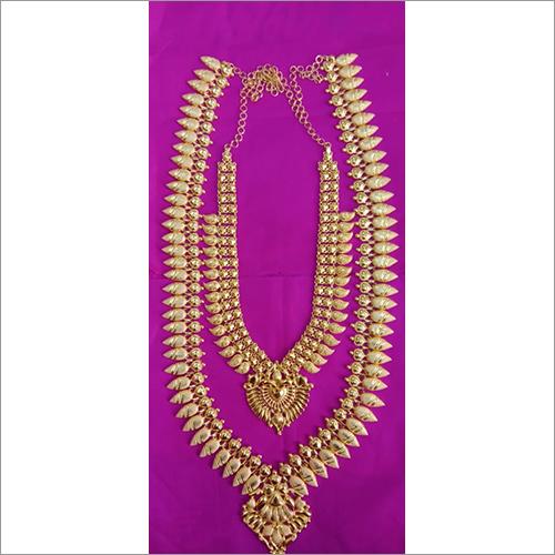 Wild Jasmine Haram And Necklace Set